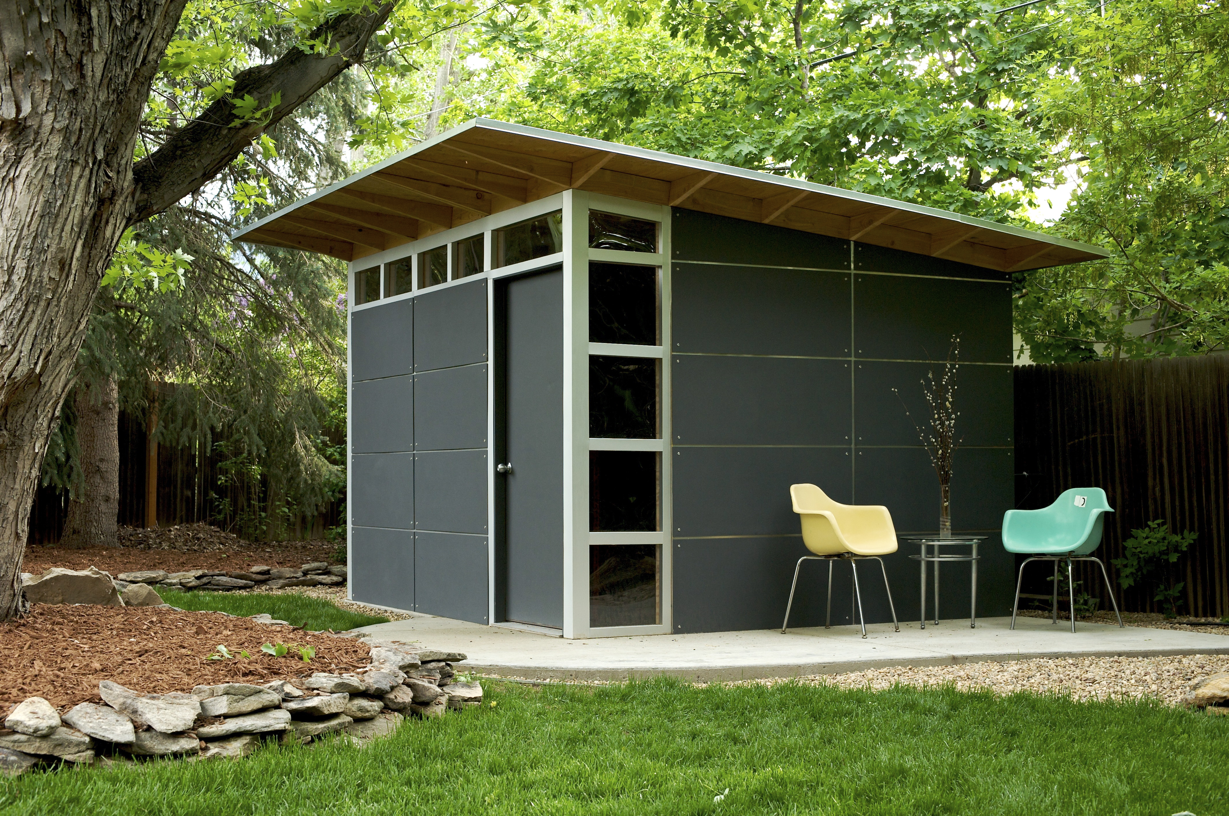 Utility Shed Designs