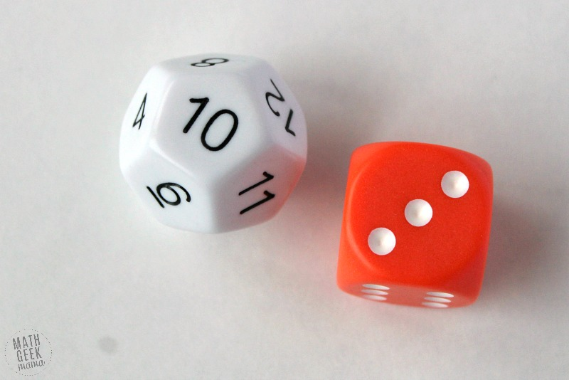 Increase Fluency with Simple Math Dice Games Your Kids Will LOVE Looking for a new  but super easy and low prep way to practice math facts