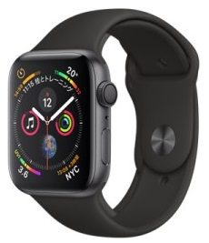 Apple Watch Series 4(GPS + Cellularモデル)