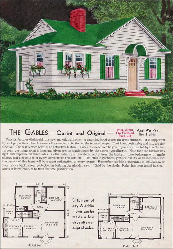 1930s House Designs Matthew S Island Of Misfit Toys