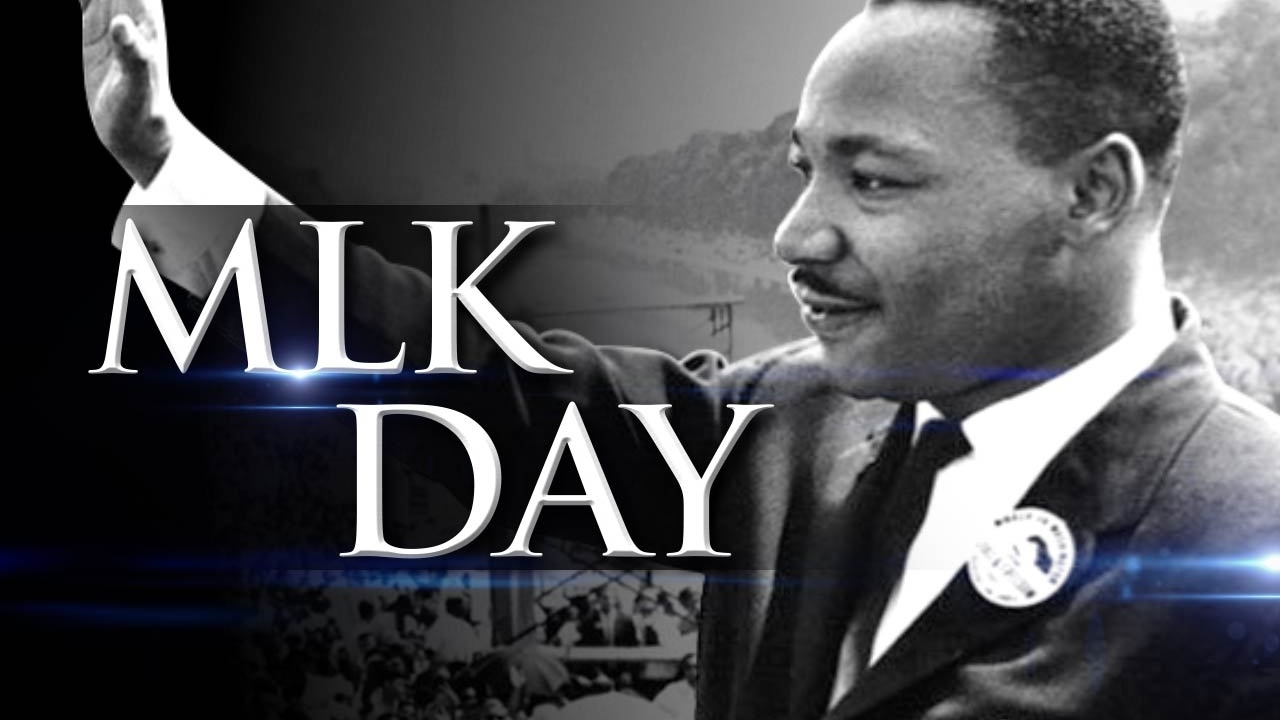 Closed Martin Luther King Jr Clip Art
