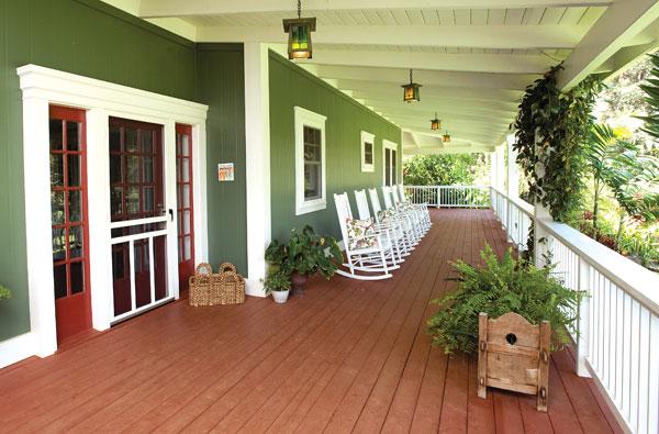 Hawaiian Plantation Architecture