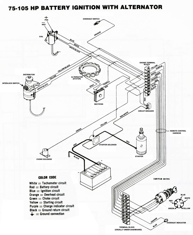 Mastertech marine chrysler force outboard wiring diagrams rh maxrules mercury outboard tach wiring diagram mercury