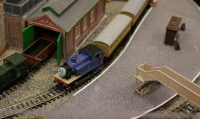 Woodland Ho Train Layouts | Wooden Thing