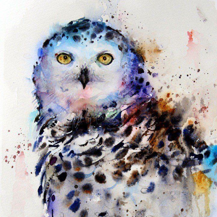 Dean Crouser's Wild and Splashy Paintings - Mayhem ...