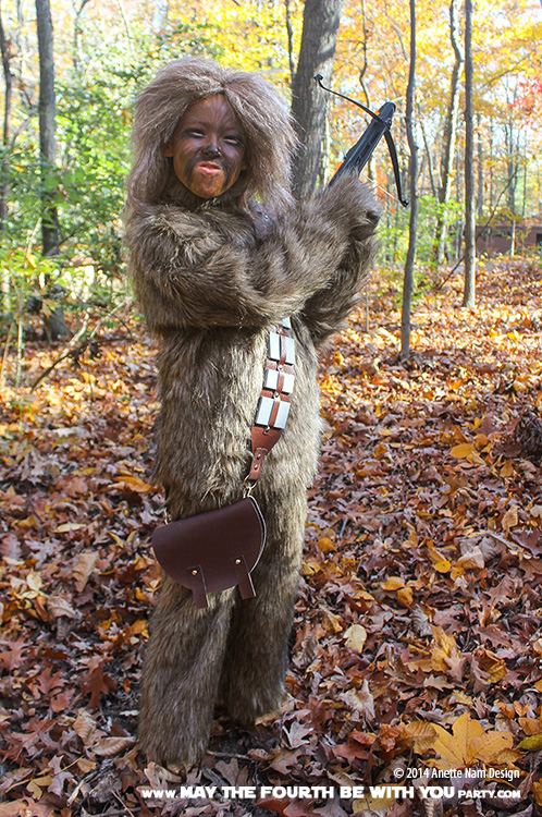 Gaaaaaaaaaaaaahhh Diy Chewbacca Costume May The
