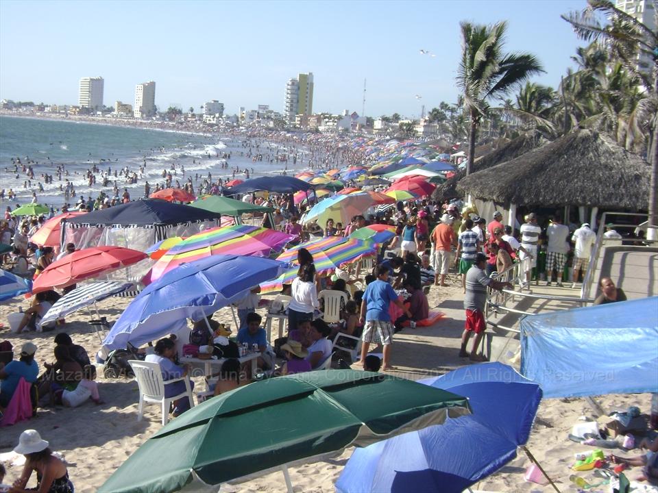 2013 Sinaloa En Santa Mazatlan Semana