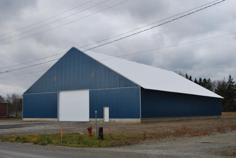Large Storage Sheds