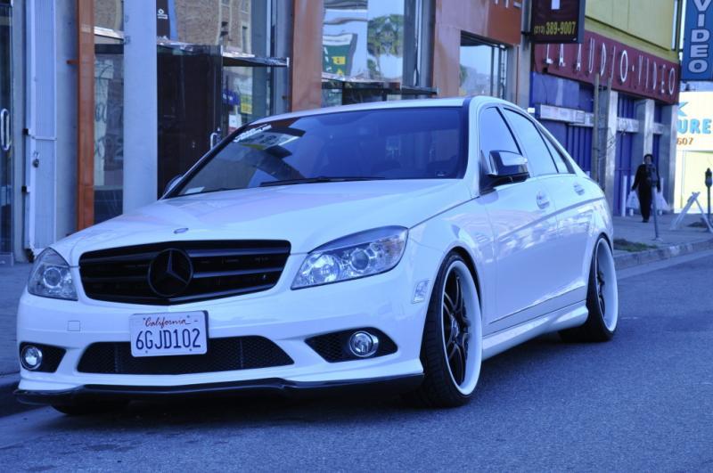 2010 Mercedes C300 Rims