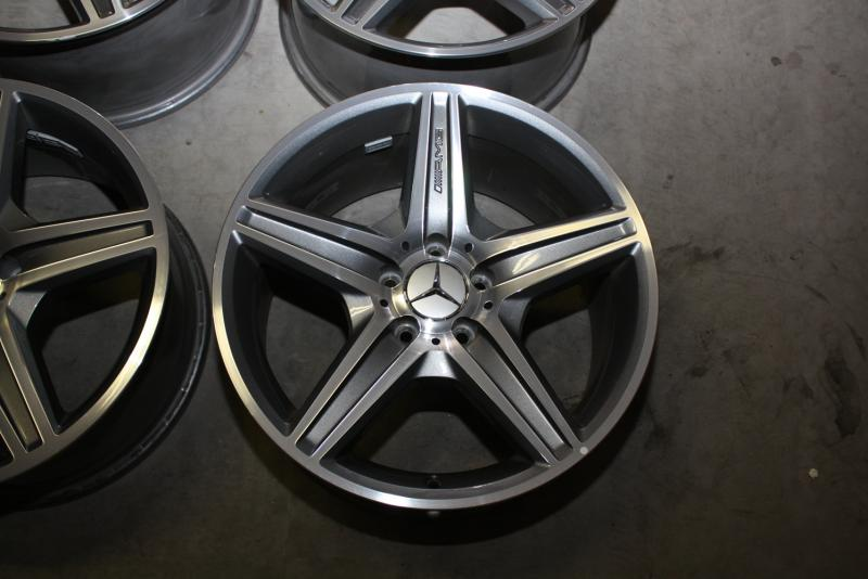 Factory Mercedes Benz 18 Quot Amg E63 Wheels Rims Mesa Az