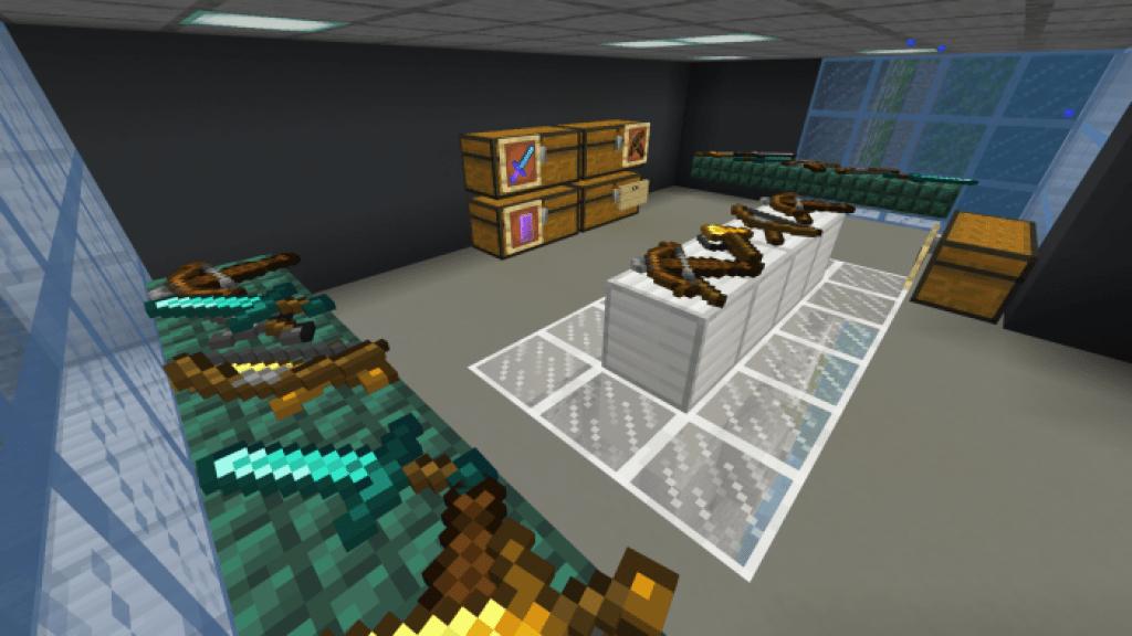 Minecraft Mod Command Pe