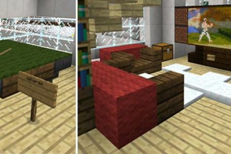 Minecraft Spielen Deutsch Minecraft Huser Modern Deutsch Bild - Minecraft redstone hauser deutsch