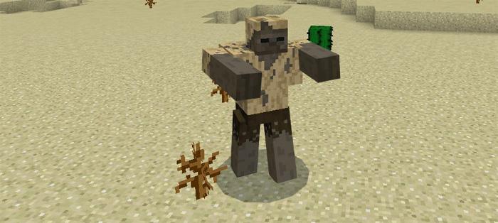 Minecraft Mutant Creatures
