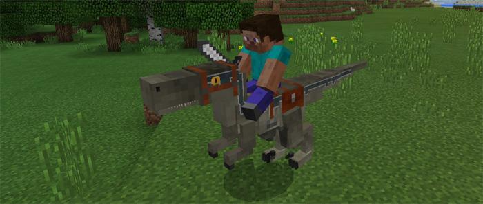 Make Saddle Minecraft Pe
