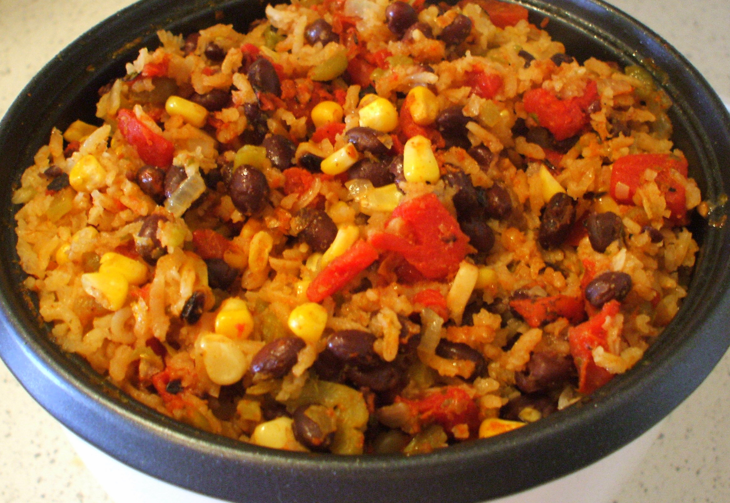 Rice Cooker Fiesta Mexican Rice Meals By Sheri