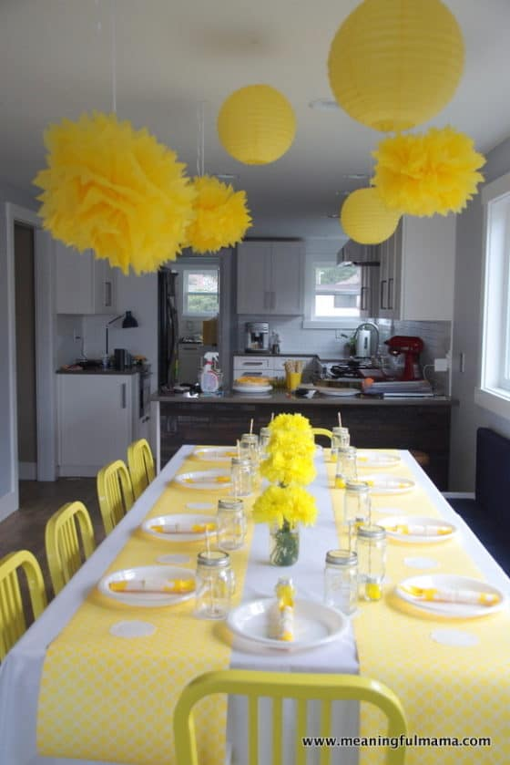 Birthday Party Decoration Ideas Home