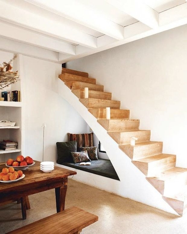 25 Ideas To Optimize The Space Under Your Stairs | Space Under Staircase Design | Indoor | Clever | Innovative | Wooden | Understairs