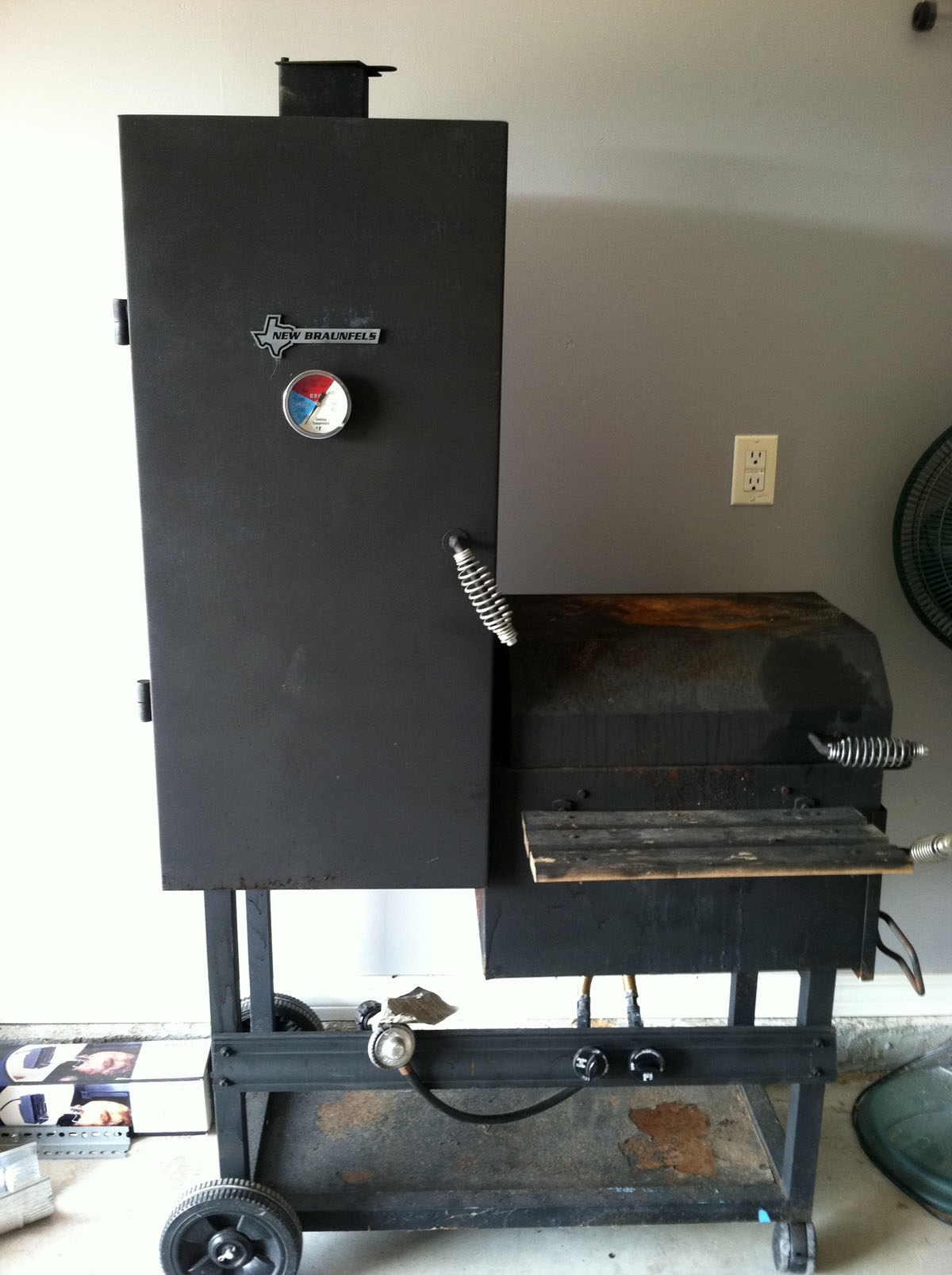 Broil Replacement Parts