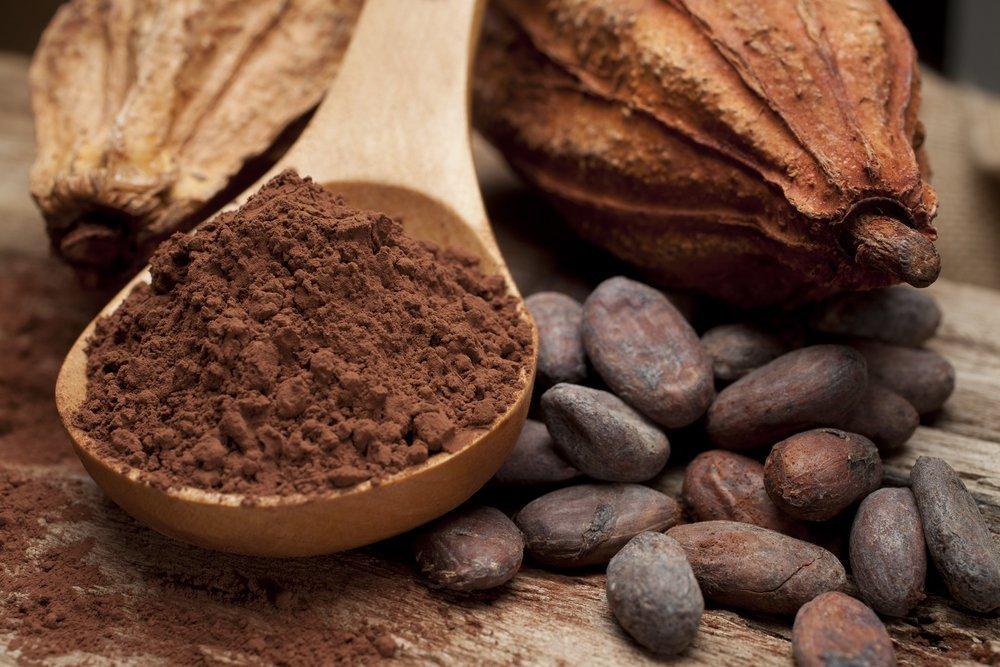 Неліктен диетаға какао бұршақтарын қосу керек?