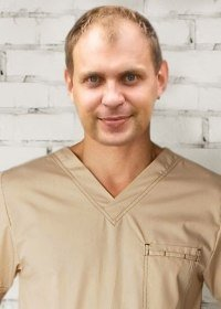 Александр Распорский, специалист по телу авторской клиники Neo Vita