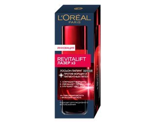 Lotion-peeling L'Oreal Revitalift Laser Source: Letu.ru