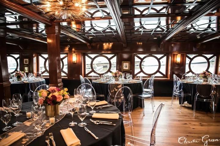 The Moshulu Reception Venues Philadelphia Pa