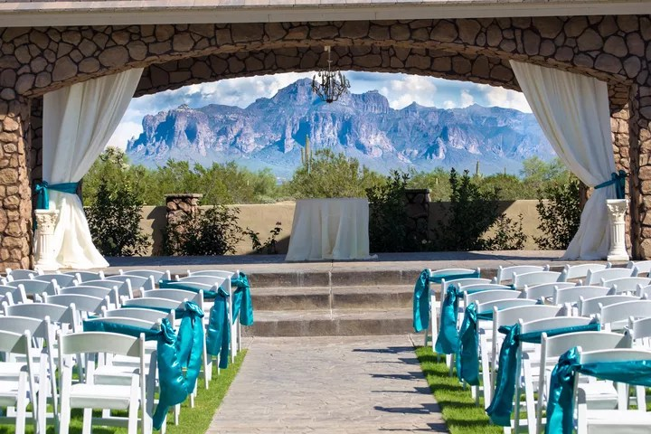Superstition Manor Reception Venues Mesa Az