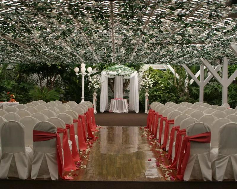Las Vegas Wedding Reception Ideas