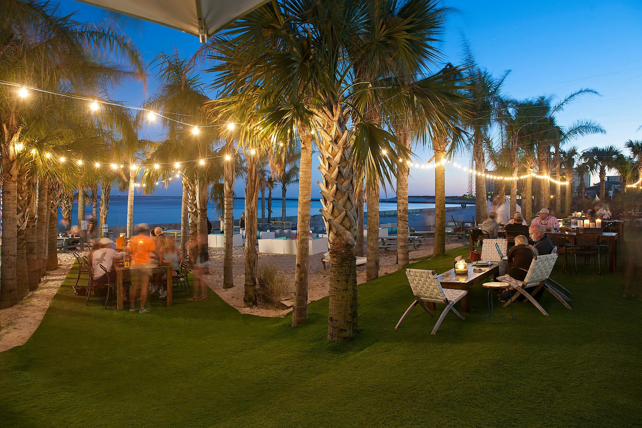 Beach Reception Venues