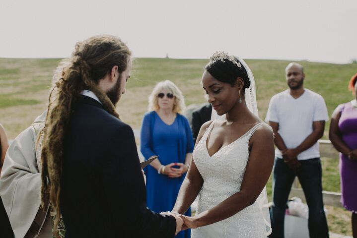 Ordained Minister Wedding Ceremony