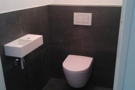 Toilet Interieur Ideeen : Kleine wc. kleine wc cc. kleine wc. komplettbad stilvolles gstewc fr