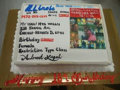 Milestone Birthday Cakes On Pinterest 25 Pins