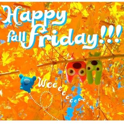 Happy Fall Friday Hoops And Yoyo Pinterest