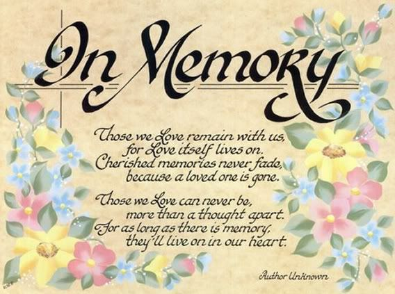 memorial quotes for loved ones | memorial loved ones ...