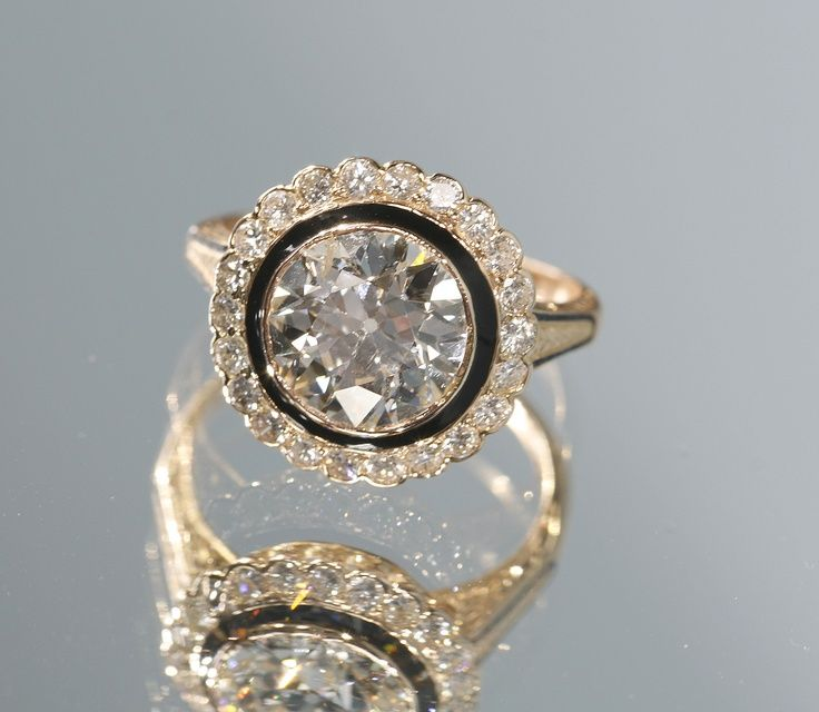 Engagement Ring Settings  Engagement Rings Vintage Cartier Engagement Rings Vintage Cartier