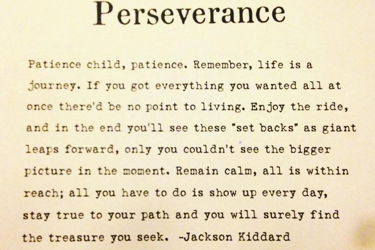 Great Quotes About Perseverance. QuotesGram