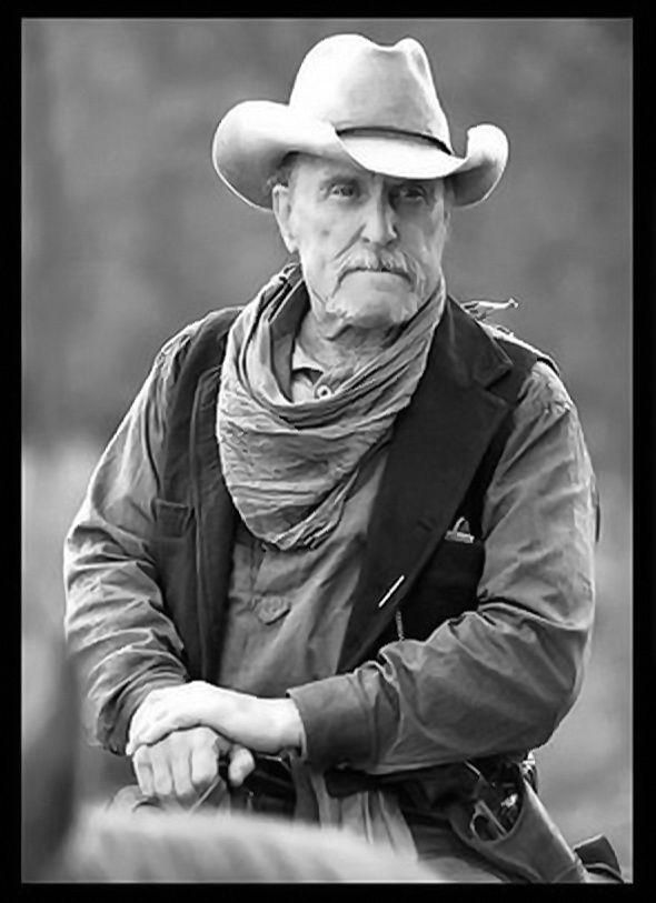 "Captain Augustus ""Gus"" McCrae—Co-owner of the Hat Creek ..."