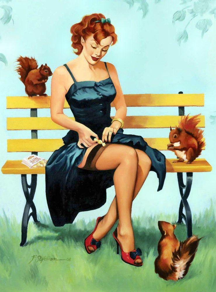 pin up girls & 50s, 60s | Favourite Pin Ups | Pinterest