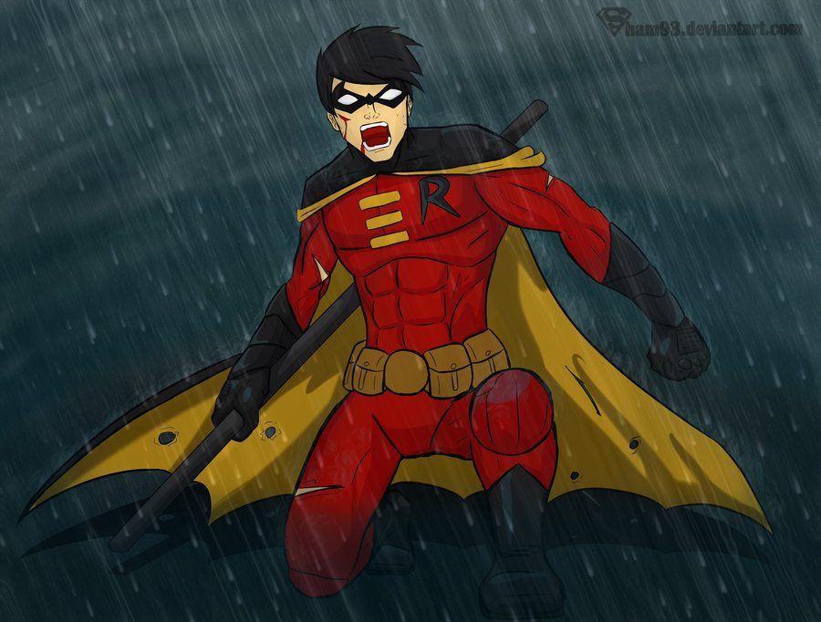 Robin, The Boy Wonder | Batboys | Pinterest