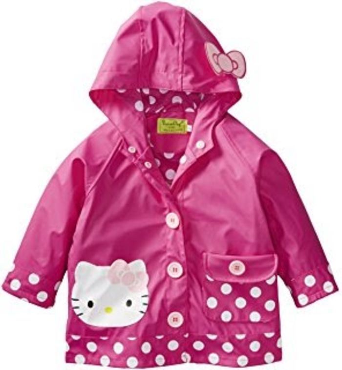 Toddler Girls Raincoats And Matching Boots On Sale | A ...