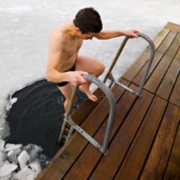 Ice Bath Weight Loss