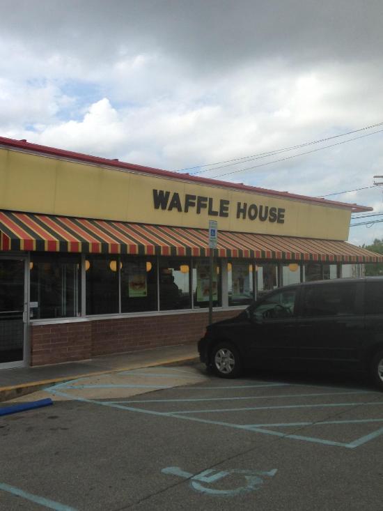 Waffle Houses Near Me