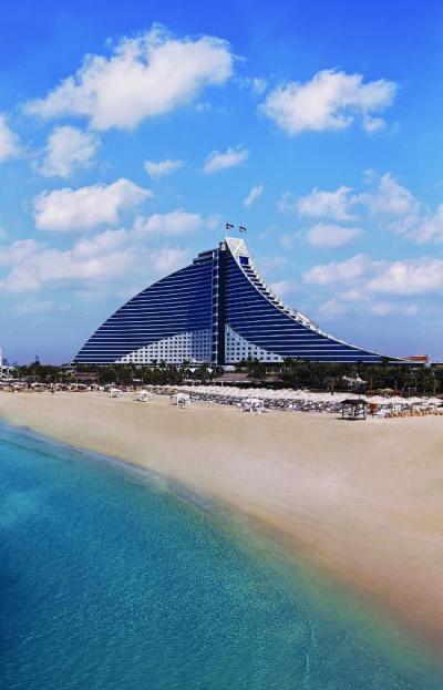 Jumeirah Beach Hotel (Dubai, United Arab Emirates ...