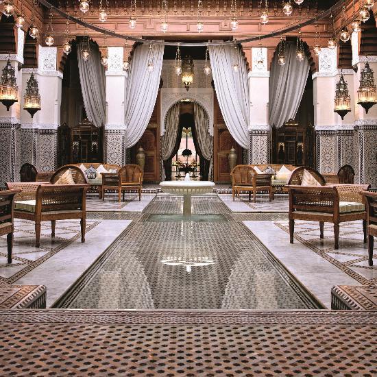 Restaurant 16 Cafe Marrakech