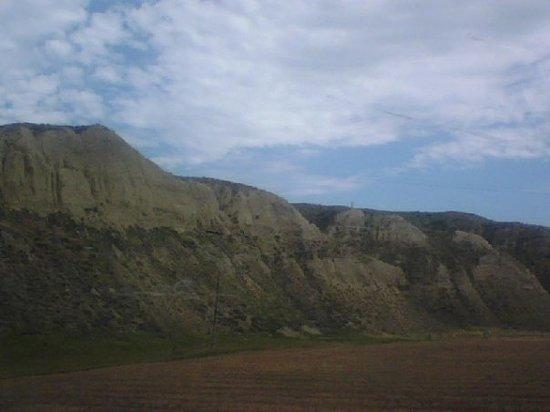 Map Creek Saddle Trail Park