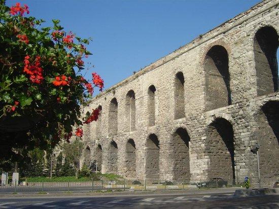 Byzantine Empire Aqueduct