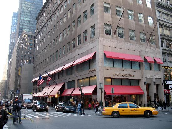 Lunch 5th Avenue New York