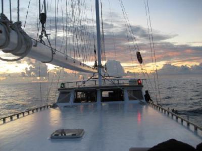 Sunset Cruise - Picture of Conrad Maldives Rangali Island ...