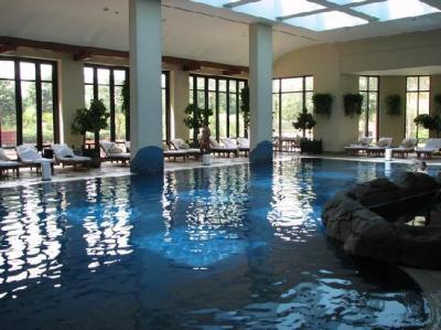 Indoor swimming pool - Picture of Grand Hyatt Dubai, Dubai ...