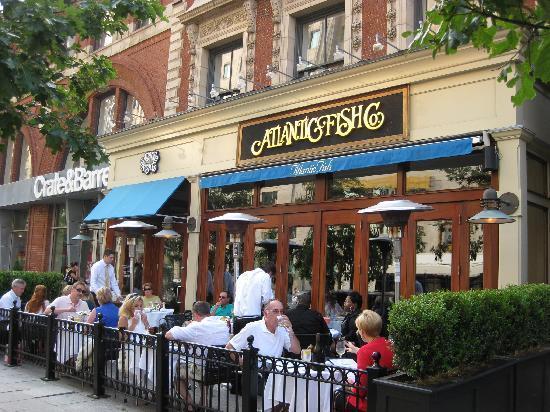 Best Fish Restaurants Boston